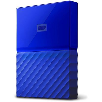 Picture of HARD DISK 1 TB MY PASSPORT ULTRA WD BLUE
