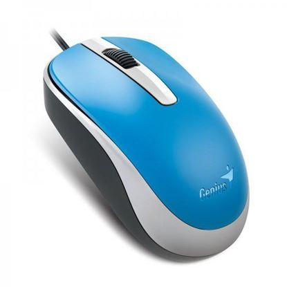 Picture of MOUSE GENIUS DX-120 USB BLUE
