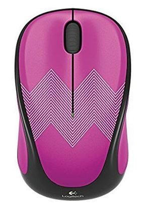 Picture of MOUSE LOGITECH M238 WRLS PURPLE
