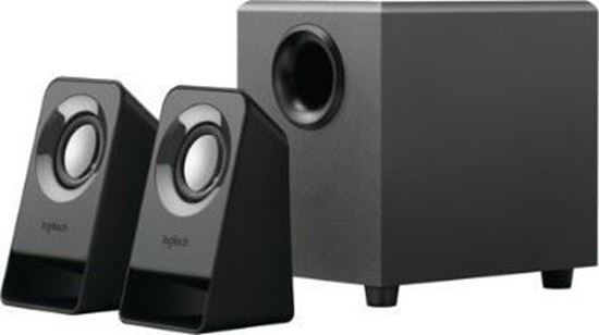 Picture of SPEAKER LOGITECH Z211 USB POWERED 2 in 1 Subwoofer