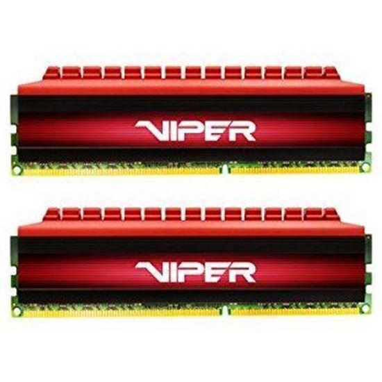 Picture of RAM 16 GB DDR4 UDIMM PATRIOT 2X8GB KIT PC4-24000 3000MHZ VIPER