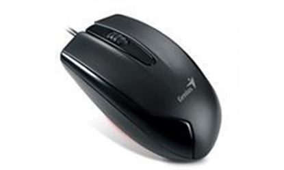 Picture of MOUSE GENIUS DX-100X USB BLACK