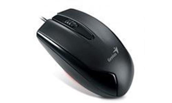 Picture of MOUSE GENIUS DX-100X USB BLACK