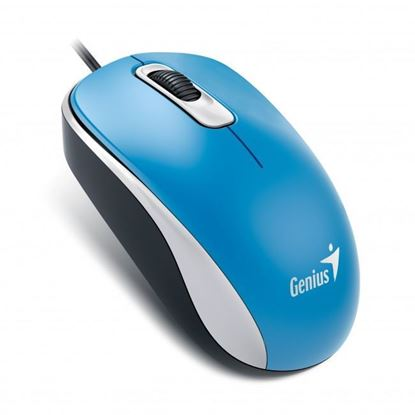 Picture of MOUSE GENIUS DX-110 USB BLUE