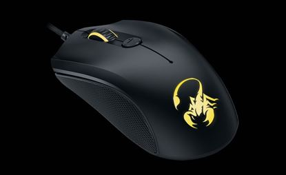 Picture of MOUSE GENIUS GAMING SCORPION BLACK M6-400