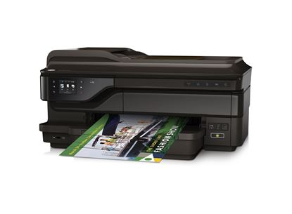 Picture of PRINTER HP 7612 ALL IN ONE INKJET A3 wireless