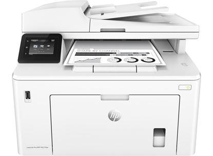 Picture of PRINTER HP LASERJET PRO MFP M227FDW G3Q75A 4-in-1 BLACK 30A