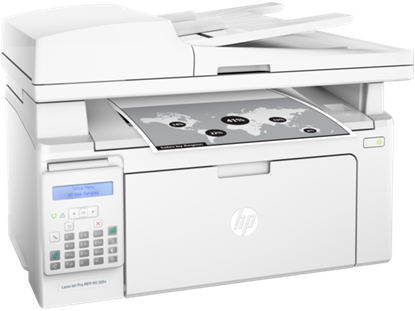 Picture of PRINTER HP M130FN LASERJET PRO MFP 4-IN-1 MONO