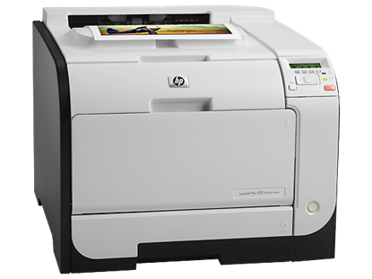 Picture of PRINTER HP M451DN PRO 400 LASER COLOR