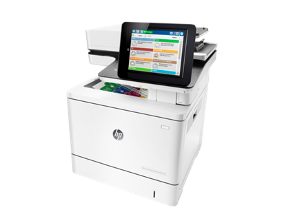Picture of PRINTER HP M577Z LASERJET COLOR 4 IN 1 LASER COLOR  ENTERPRISE