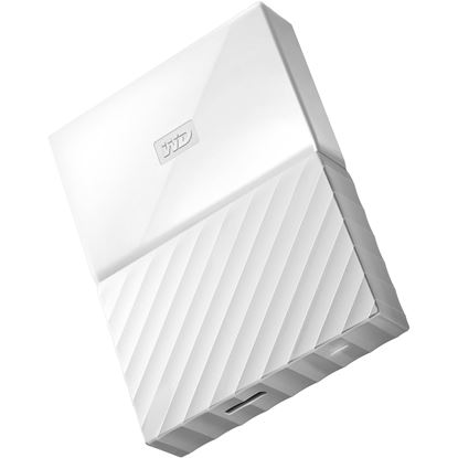 Picture of HARD DISK 4 TB MY PASSPORT WHITE WD 2.5""