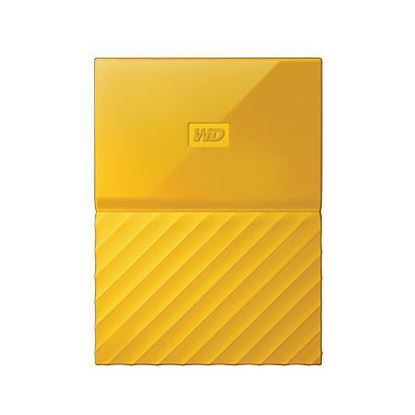Picture of HARD DISK 4 TB MY PASSPORT YELLOW WD 2.5""