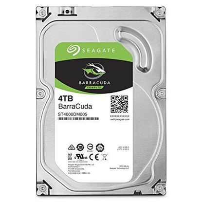 "Picture of HARD DISK 4 TB ST4000DM005 BARRACUDA GUARDIAN 3.5"" SATA SEAGATE"