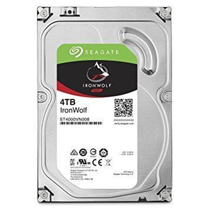 Picture of HARD DISK 4 TB ST4000VN008 IRONWOLF SEAGATE