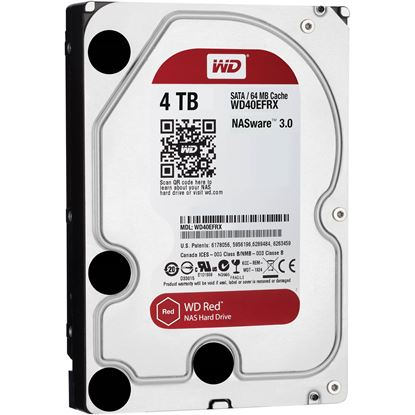 Picture of HARD DISK 4 TB SATA WD 64MB RED
