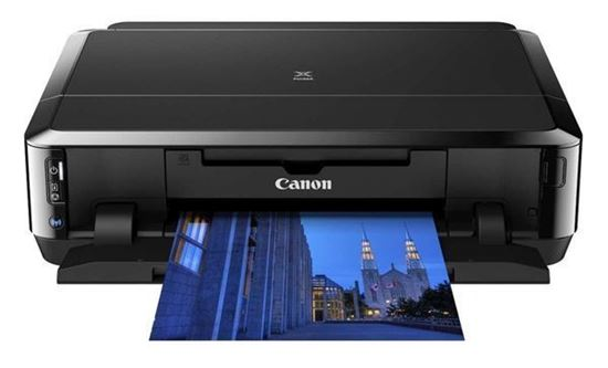 Picture of PRINTER CANON IP-7240  + PRINT ON CD / DVD