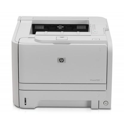 Picture of PRINTER HP 2035 LASERJET USB & PARALLEL TONER 505A 2 tray