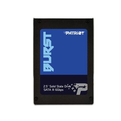 Picture of SSD 480GB PATRIOT BURST SATA III 7MM
