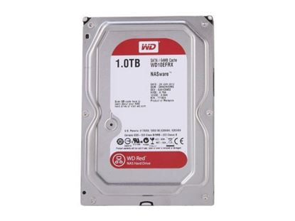 Picture of HARD DISK 1 TB SATA WD 64MB RED