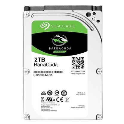 Picture of HARD DISK 2 TB/5900/64MB SATA SEAGATE IRONWOLF