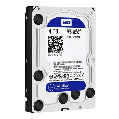 Picture of HARD DISK 4 TB SATA WD 64MB BLUE