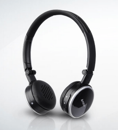 Picture of HEADPHONE WIRELESS A4TECH BLACK RH300