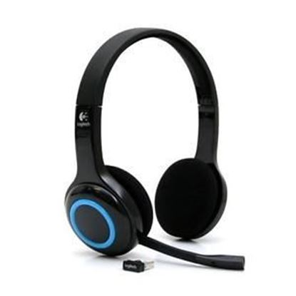 Picture of HEADSET LOGITECH H600 WIRELESS