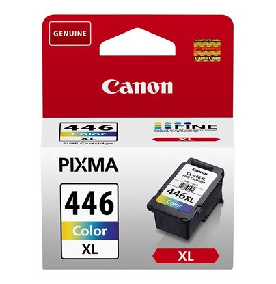 Picture of INK CANON CL-446XL COLOR
