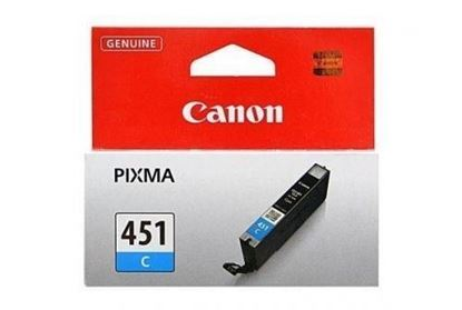Picture of INK CANON CLI-451 CYAN