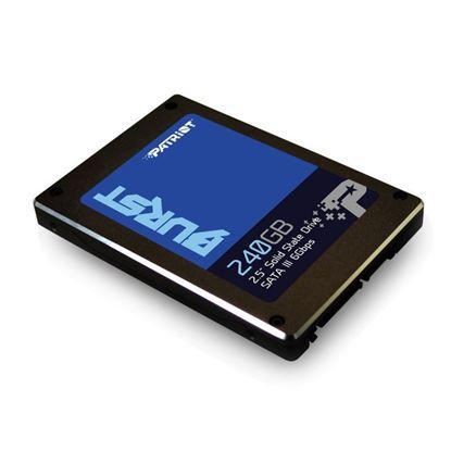Picture of SSD 240GB PATRIOT BURST SATA III 7MM