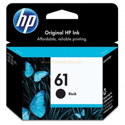 Picture of INK HP 61 BLACK CH561WA