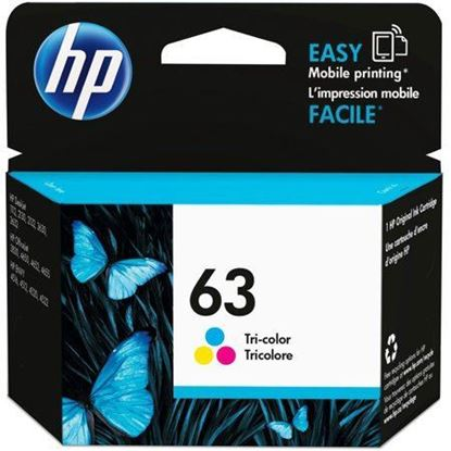 Picture of INK HP 63 COLOR