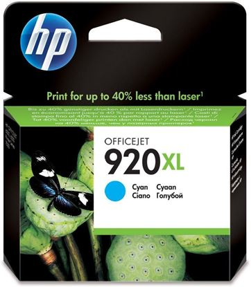 Picture of INK HP 920XL CYAN CD972AE