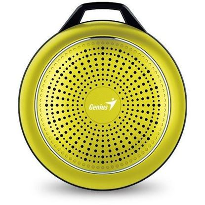 Picture of SPEAKER GENIUS SP-906BT LEMON GOLD