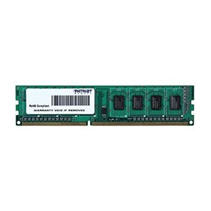 Picture of RAM 4 GB DDR3 UDIMM 1600MHZ PATRIOT PS000883
