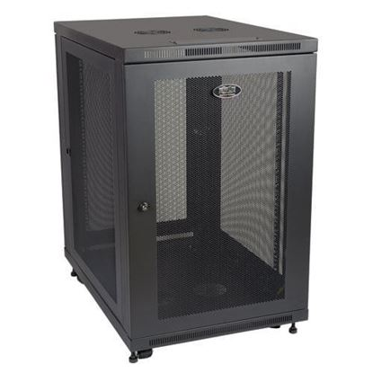 Picture of CABINET 18U W600XD450XH905 BLACK