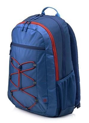 "Picture of NOTEBOOK BACKPACK HP ACTIVE 15.6"" BLUE & RED"