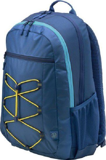 "Picture of NOTEBOOK BACKPACK HP ACTIVE 15.6"" BLUE &  YELLOW"