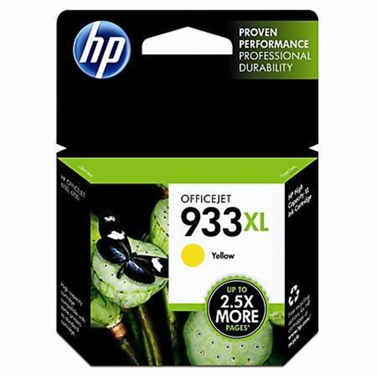 Picture of INK HP 933XL YELLOW