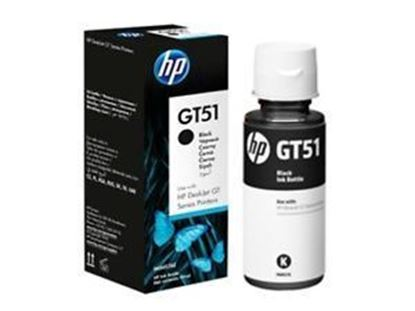 Picture of INK HP BOTTLE GT51 BLACK