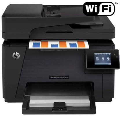Picture of PRINTER HP M177FW COLOR LASERJET MFP 4 in 1
