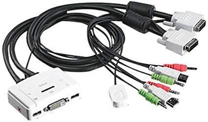 Picture of KVM SWITCH TK-217I 2-PORT USB