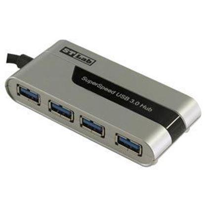 Picture of U-760 USB 3.0 4-PORT HUB