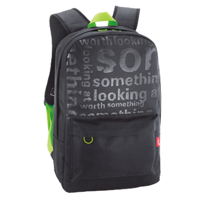 Picture of BAG GENIUS BACKPACK GB-1500X BLK