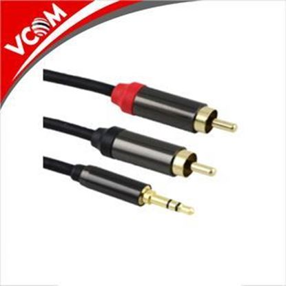 Picture of ADAPTOR 3.5ST M/2 RCA F VCOM