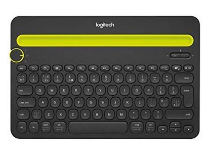 Picture of KB LOGITECH BLUETOOTH K480 MULTI DVS BLACK