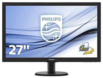 "Picture of SCREEN LCD PHILIPS 27"" LED 273V5L MULTIMEDIA"