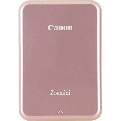 Picture of PRINTER CANON ZOEMINI PHOTO PINK + 20 SHEETS FREE