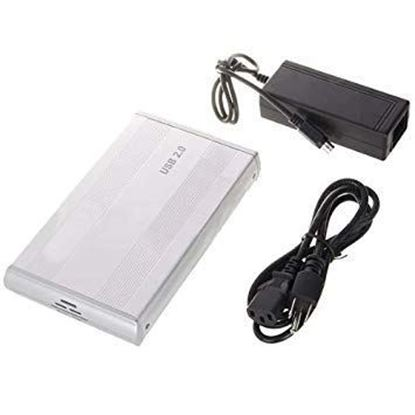 "Picture of ENCLOSURE 3.5"" DIAMOND IDE USB 2.0 HDD EXTERNAL"