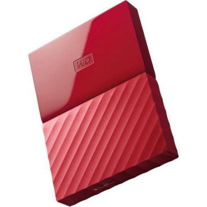 Picture of HARD DISK 1 TB MY PASSPORT ULTRA WD RED